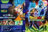 Dragon Ball Super Broly DVD HD (Japanese + English) - ZSHOPIT