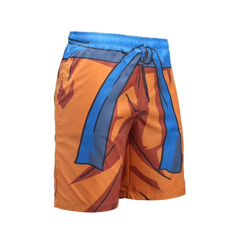 Dragon Ball Kakarotto Son Goku 3D Beach Short - ZSHOPIT