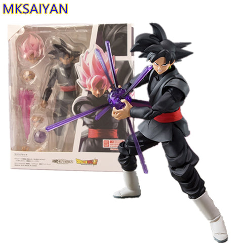 Dragon Ball Super Goku Black Zamasu PVC Action Figure Toys Anime - ZSHOPIT