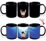DBZ Son Goku Reactive Genkidama Mug Changing FOR TEA MILK COFFEE - ZSHOPIT