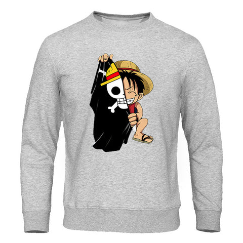 One Piece Luffy Sweatshirts - ZSHOPIT
