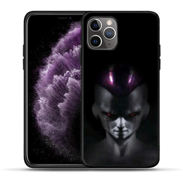 Soft Silicone Dragon Ball Z Super  Phone Case For iPhone - ZSHOPIT