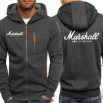 Marshall Men Hoodies Sweatshirts Zipper Hoody Coat - ZSHOPIT
