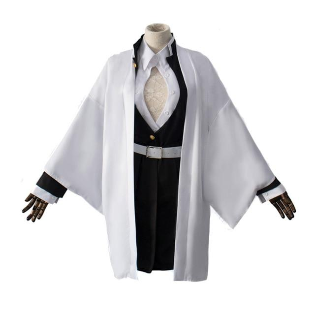 Kimetsu no Yaiba Demon Slayer Cosplay Costume Kamado Tanjirou Nezuko Agatsuma Zenitsu Tomioka Kimetsu no Yaiba Cosplay - ZSHOPIT