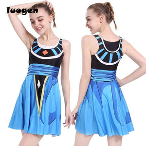 Dragon Ball Z Cosplay Women Dress - ZSHOPIT