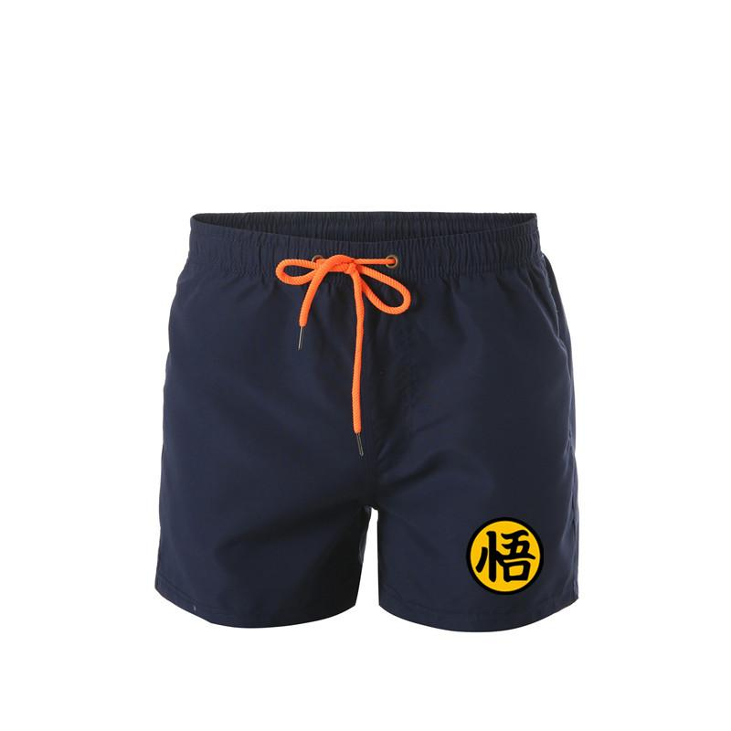 Dragon Ball Men's beach shorts - ZSHOPIT