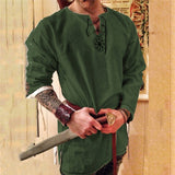 Knight Cosplay Medieval Costume Halloween Costumes for Men Adult Viking - ZSHOPIT