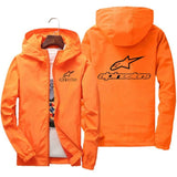 High Mountain Star Jacket for men with zipper - ZSHOPIT