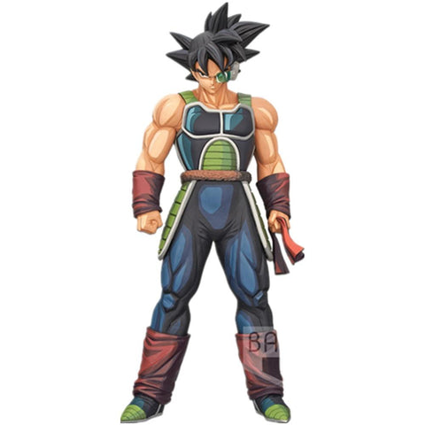 Dragon Ball Z Grandista Manga Bardock PVC Action Figures 250mm Anime Dragon Ball Super - ZSHOPIT