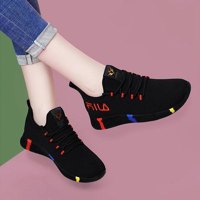 Spring Breathable Sneakers for Women - ZSHOPIT