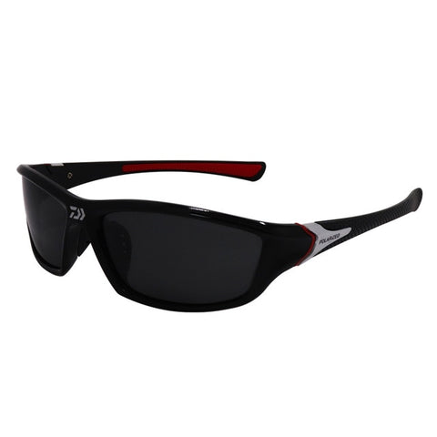 DAIWA Polarized Men Women Sunglasses for Outdoor Sports Goggles Camping Hiking Driving Fishing - ZSHOPIT