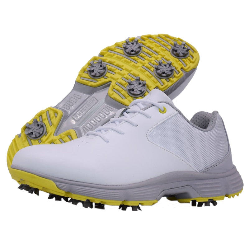 Professional Golf Shoes Sneakers Waterproof For Men - ZSHOPIT