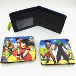 Dragon Ball Z Wallet - ZSHOPIT