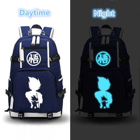 Dragon Ball School bag Laptop Backpack - ZSHOPIT