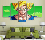 Super Saiyan Goku Canvas - ZSHOPIT