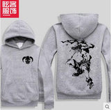 Cool ONE PIECE Hoodie Jacket Luffy  Sweatshirt - ZSHOPIT