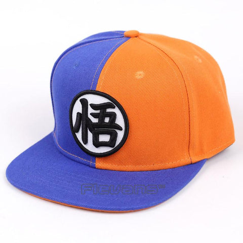 Dragon Ball Z Baseball Hip-hop Cap Fashion For Men Women - ZSHOPIT