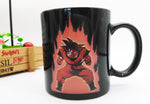 GOKU KAIOKEN CREATIVE COLOR CHANGING MUG FOR TEA MILK COFFEE - ZSHOPIT