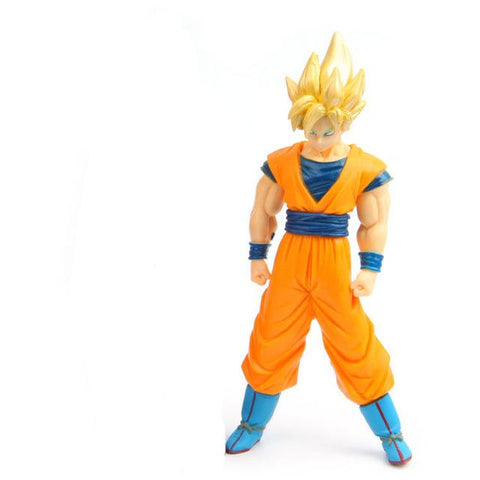 DBZ Goku SSJ Banpresto Model Art - ZSHOPIT