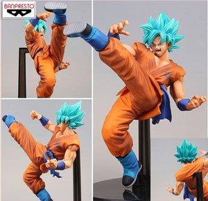 100% Original Son Goku Super Saiyan Blue - ZSHOPIT