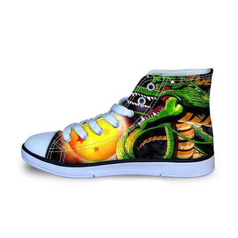 Dragon Ball Z Goku Shenron Super Shoes - ZSHOPIT