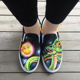 3D Dragon Style Dragon Ball Z Shenron Shoes Zshopit - ZSHOPIT