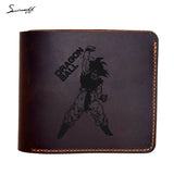 Laser Engraved Dragon Ball Z Wallet - ZSHOPIT