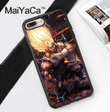 Majin Vegeta Printed Phone Case for iphone 7 Plus - ZSHOPIT