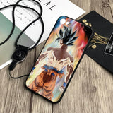 DBZ Goku Phone Case Cover For Apple iPhone - ZSHOPIT