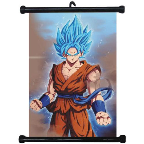Dragon Ball Super Home Decor Wall Scroll Poster  80x60cm - ZSHOPIT