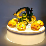 Dragon Ball Z Shenron Crystal Ball DIY Led Christmas Gift - ZSHOPIT