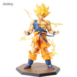 Dragon Ball Z Super Saiyan Goku Action Figure - ZSHOPIT