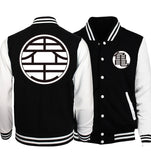 Dragon Ball Z Son Goku Jacket Baseball Style - ZSHOPIT