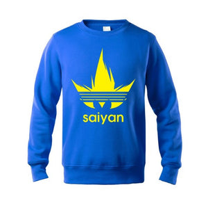 Dragon Ball Z Saiyan Sweatshirt - ZSHOPIT