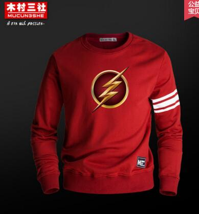 The Flash Sweatshirt  Hoodie Jacket - ZSHOPIT