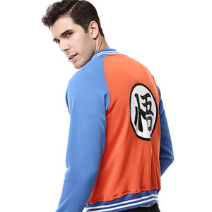 Son Goku Hoody Jacket Brand Clothing Fashion - ZSHOPIT