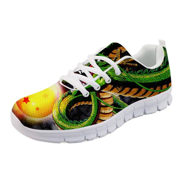 Cool Dragon Ball Z Shoes - ZSHOPIT