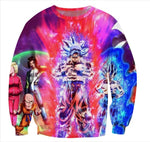 Son Goku Migatte No Gokui Fashion Sweatshirt - ZSHOPIT