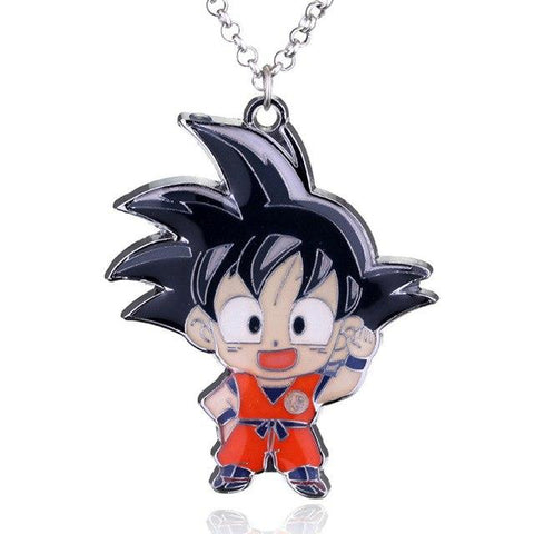 Black Ring Goku Keychain Dragon Ball - ZSHOPIT