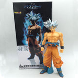 Dragon Ball Ultra Instinct Goku Stance Action Figure 26CM/10,23 INCHES - ZSHOPIT