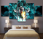 Dragon Ball Goku And Vegeta Poster Wall Art for Home Decorations - ZSHOPIT