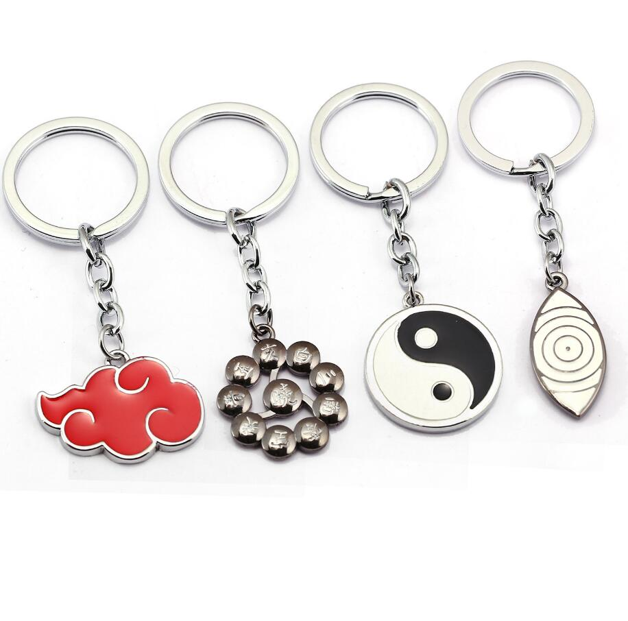 Naruto Keychain Accessories toys - ZSHOPIT