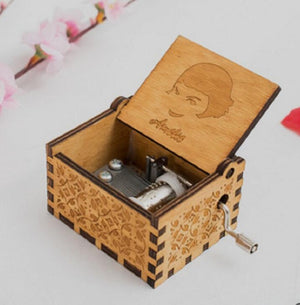 Wood Musical Gift Dragon Ball Tapion Theme - ZSHOPIT