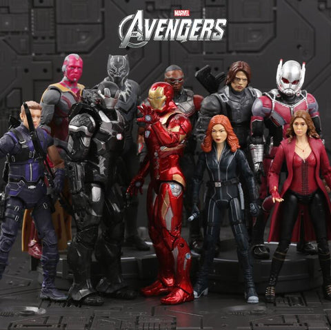 Avengers Infinity War Action Models Figure - ZSHOPIT