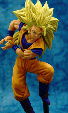 Dragon Ball Z Goku SSJ3 Kamehameha Action figure - ZSHOPIT