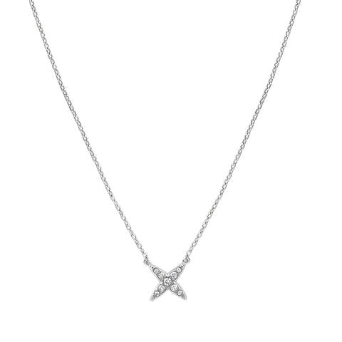 4 Point Star Necklace