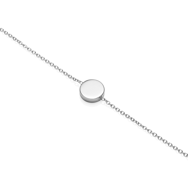 Little Luxe Disc Bracelet