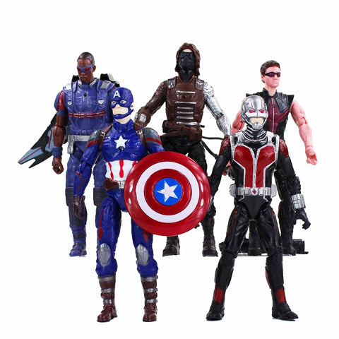 Age Of Ultron Action Figure 15cm (5pcs/set) - DCMarvel Store