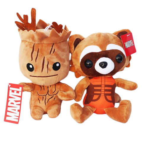 Guardians of Galaxy Stuffed Doll Toys 20cm - DCMarvel.Store
