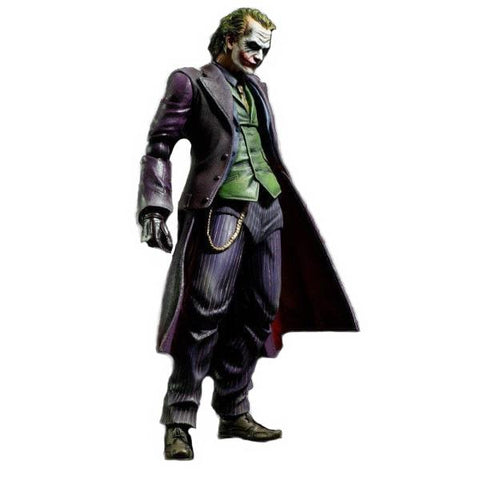 The Joker Heath Ledger Play Arts KAI Action Figure 21cm - DCMarvel.Store